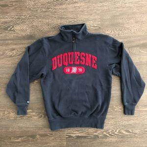 Duquesne University Quarter Zip